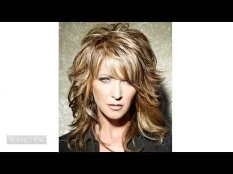 Try Different Hair Styles Shag Haircuts Youtube Hair Styles