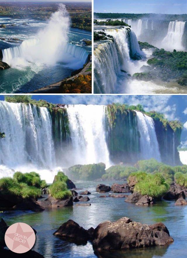 Uma pausa no assunto Inglaterra é necessária! Digo isso pois lendo o jornal essa manhã vi que um dos nossos cenários naturais mais incríveis foi prestigiado a nível internacional. As Cataratas do Iguaçu foram reconhecidas pela Fundação New 7 Wonders como uma dasSete Novas Maravilhas da Natureza e não é por menos. Quem já foi …