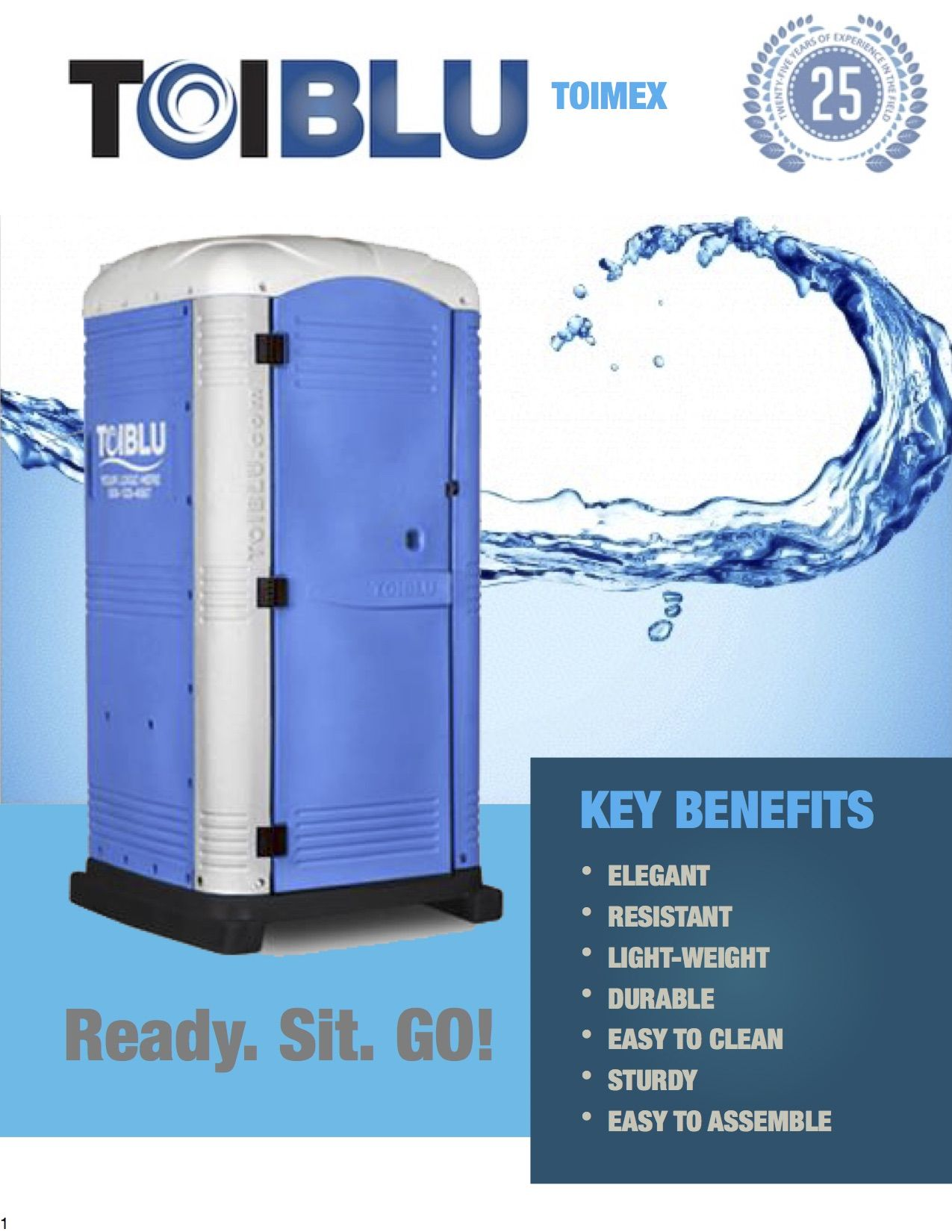toimex is the first portable toilet manufactured in mexico portable