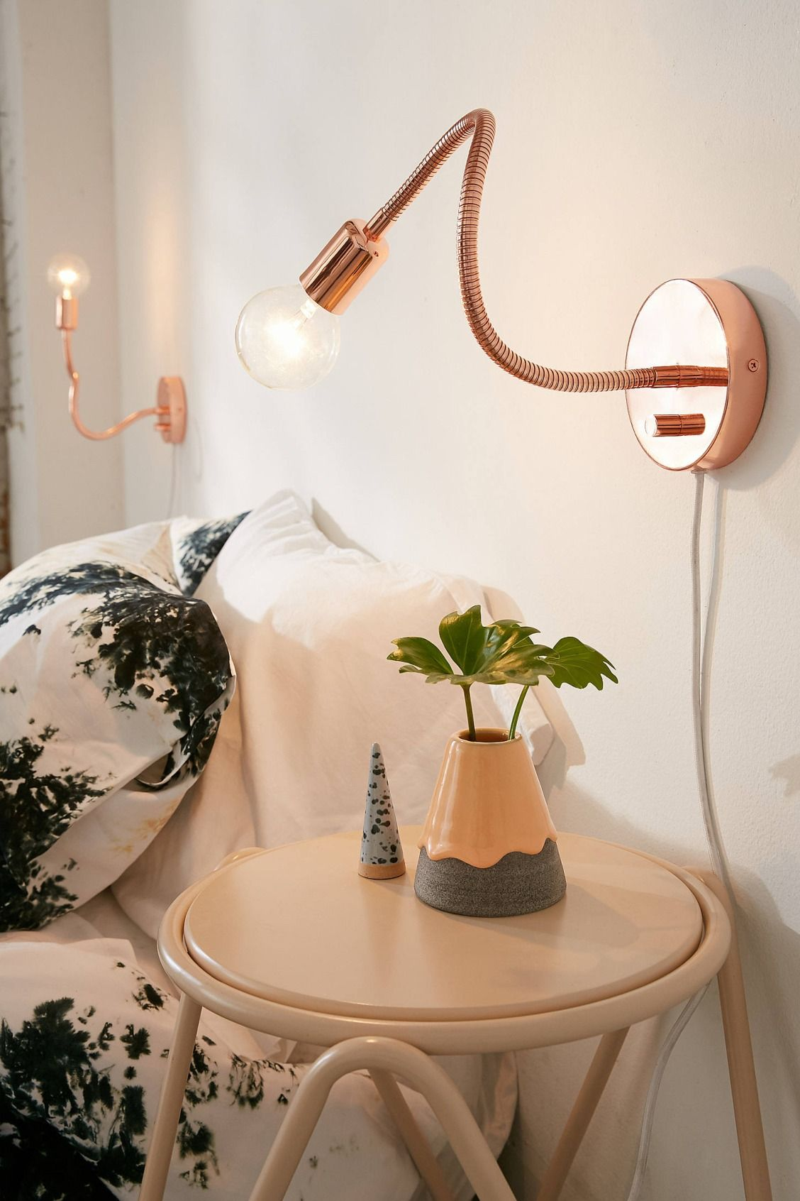 Gooseneck Sconce   Urban Outfitters