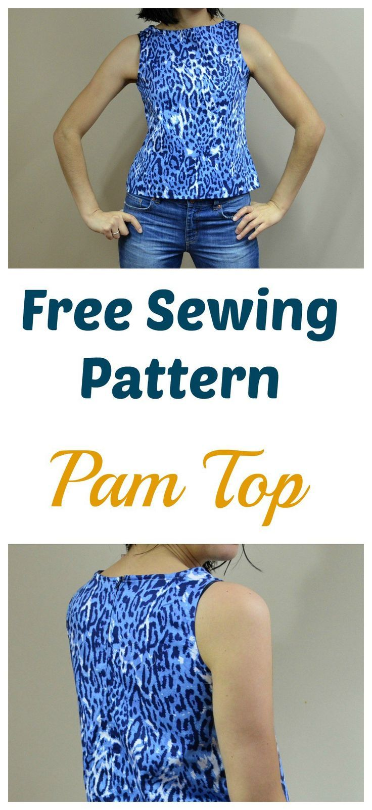 Free sewing pattern pam top on the cutting floor printable pdf free sewing pattern pam top on the cutting floor printable pdf sewing patterns and tutorials for women jeuxipadfo Gallery