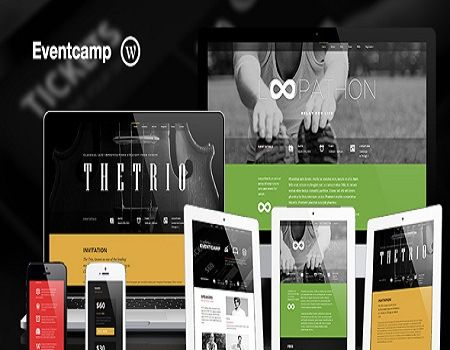 tema-wordpress-eventos | Plantillas Wordpress | Pinterest | Eventos ...