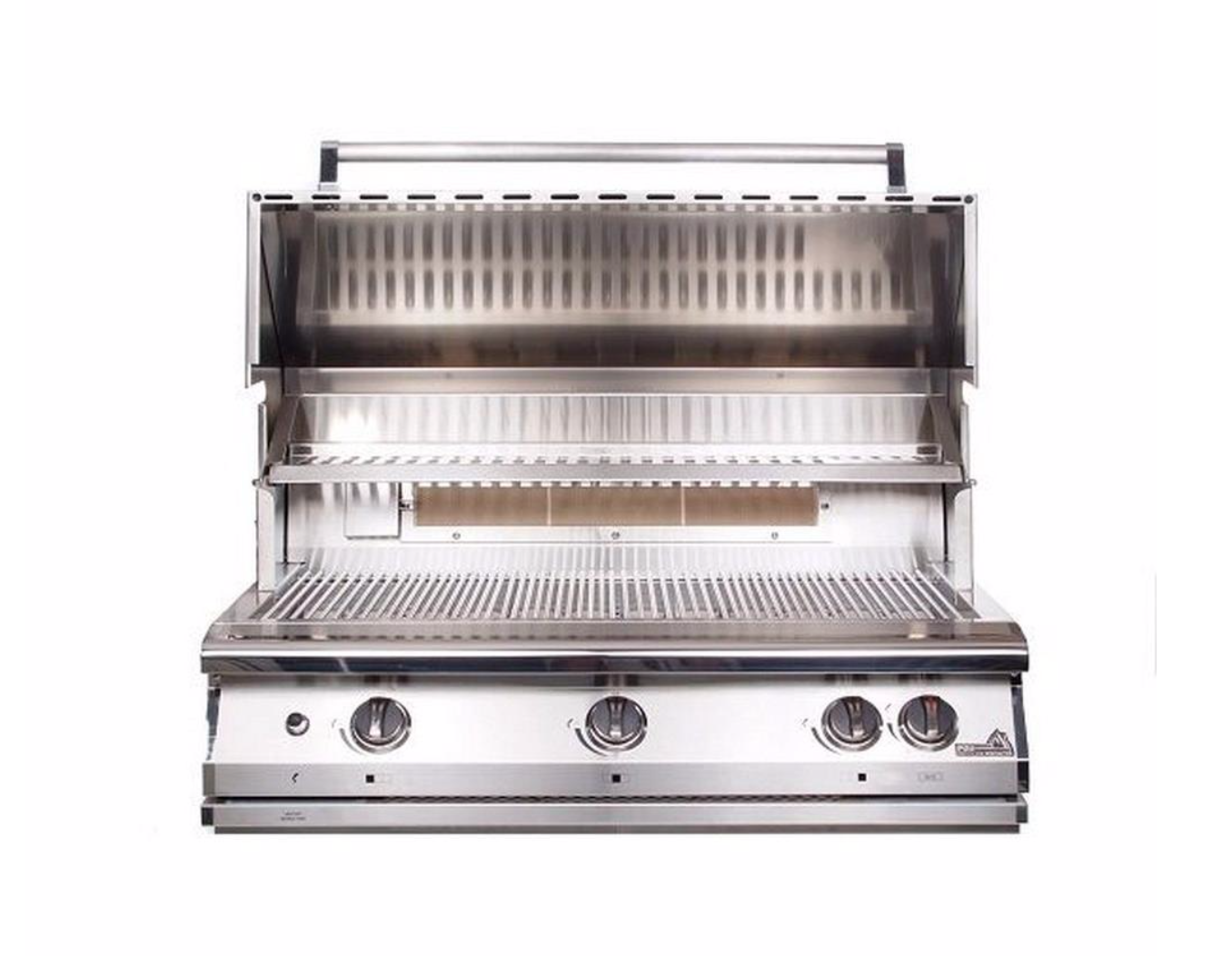 Pgs Grills S36r Legacy 39 Pacifica Gourmet Stainless Steel Grill Head With Infrared Rotisseri Gourmet Grilling Natural Gas Bbq Grill Gas Bbq