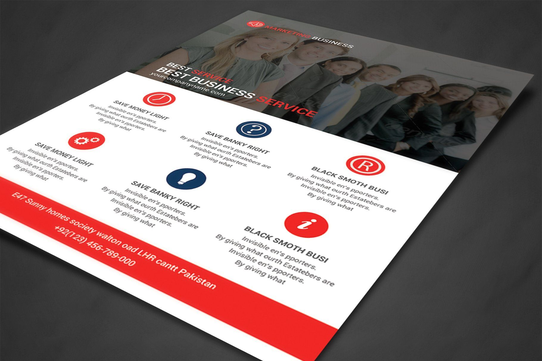corporate business flyer template business corporate flyer