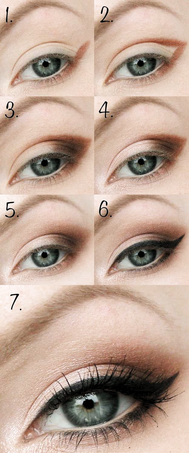 Photo of Wedding Makeup for Blue Eyes – Natural and Easy Eyes for Green or Blue Eyes – St…