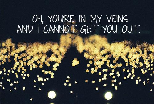 """Song: """"In My Veins"""" - Andrew Belle"""