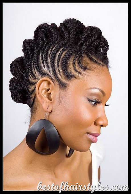 Black Hairstyles 2015 Ebonyshorthairstyles873 460×681  Beauty & Hair  Pinterest