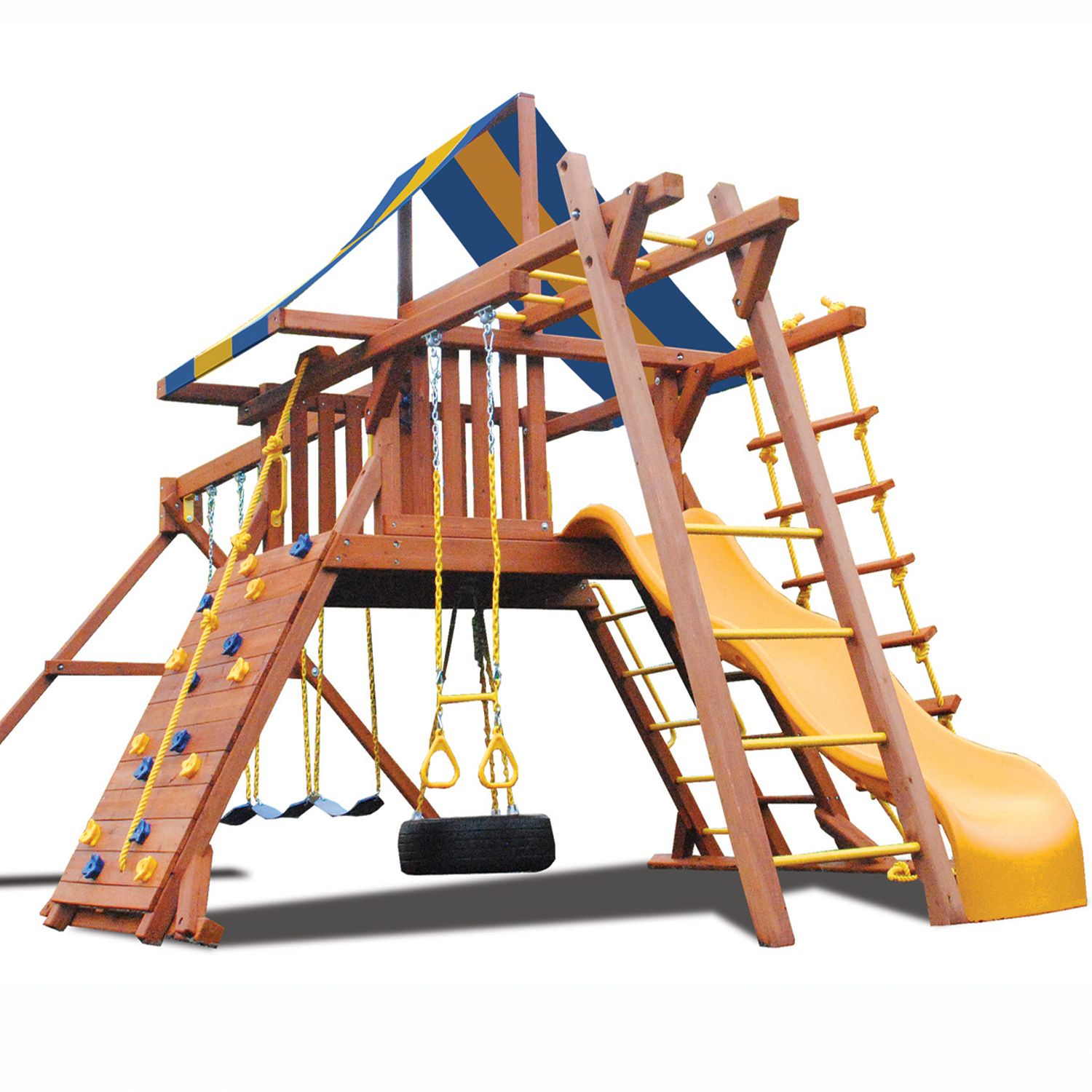 the original playcenter from superior play systems is the