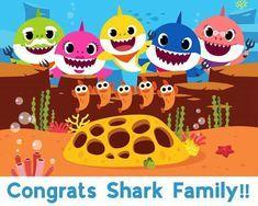 Resultado De Imagem Para Baby Shark Tematica Baby Shark