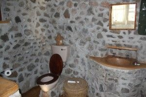 All Rooms at Malawi Lodge Have En-Suite Bathrooms