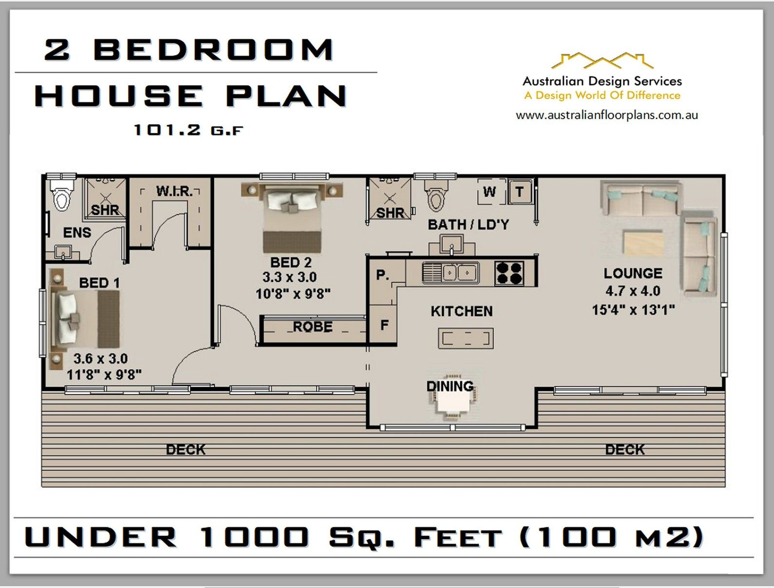 101 2 Clm Floor Area 785 7 Sq Ft 2 Bedroom House Plan 2 Bedroom Home Plan Blueprints Concept House Plans For Sale In 2021 House Plans For Sale Small House Floor Plans House Plans