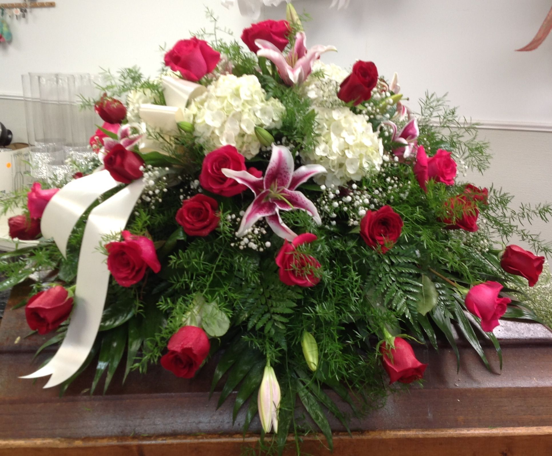 Banner flower house funeral flowers pinterest banners funeral banner flower house izmirmasajfo Image collections