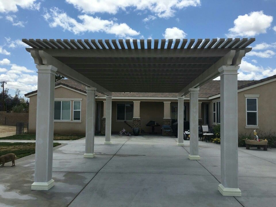 free standing aluminum patio cover. Wonderful Patio Gutters N Covers Aluminum Patio Cover  Freestanding Lattice In Free Standing G