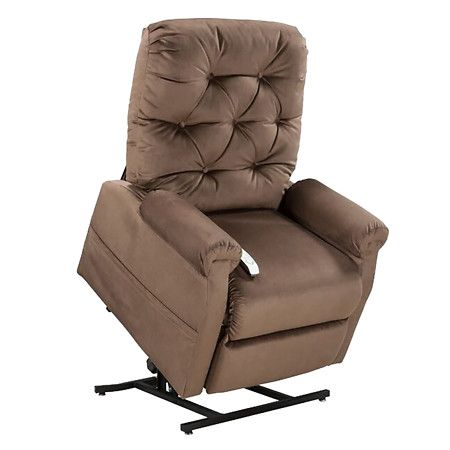 Mega Motion Classica Lift Chair Chocolate Recliner Sectional