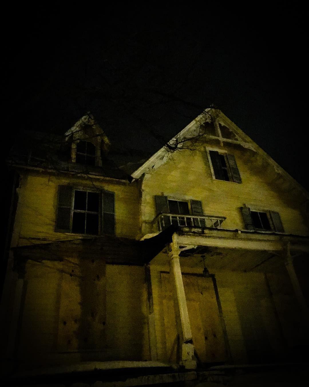#abandoned #abandonedhouse #winter2018 #adirondacks