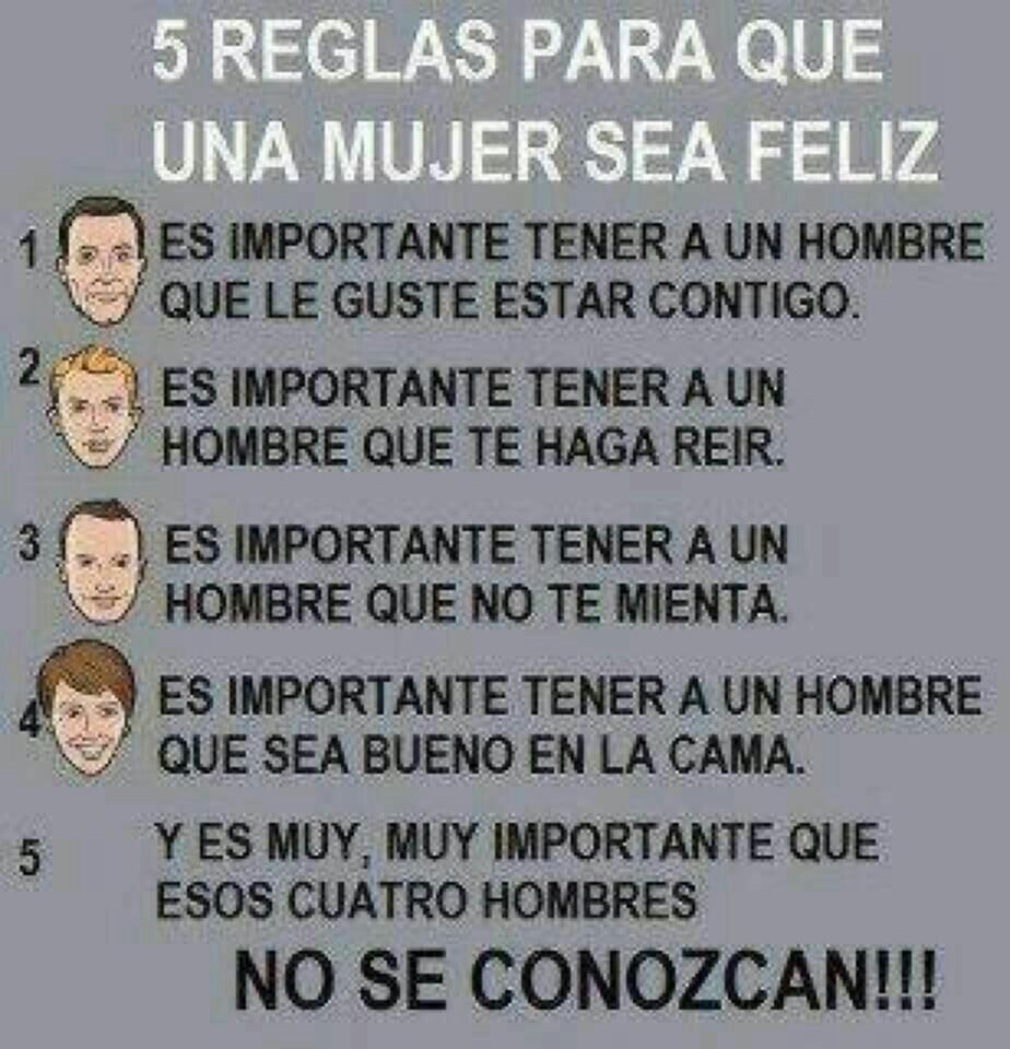 4 hombres