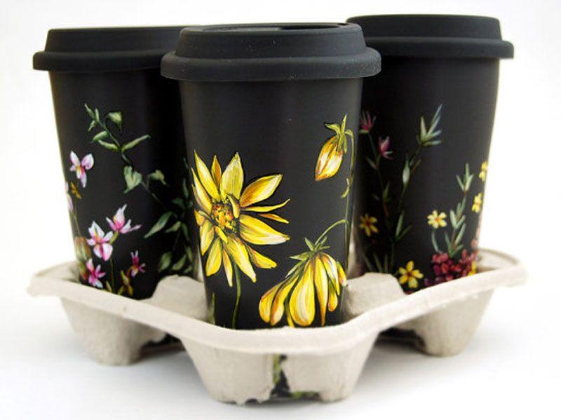 coffee mug that keeps coffee hot