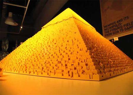 Set de 4 gommes Houses Harry Potter Pyramid