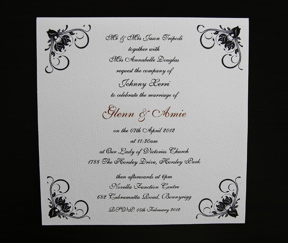 Looking for wedding invitations that will wow your guests? Check ...