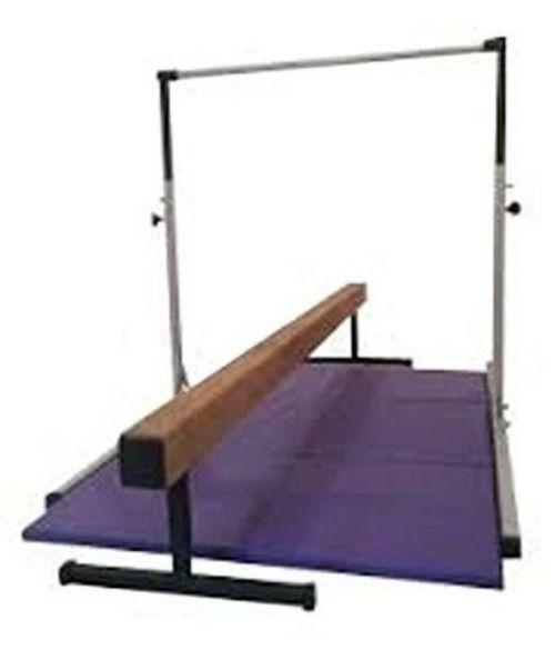 Equipment 79793 Gymnast Hut Mini Gym Kip Bar Beam Risers