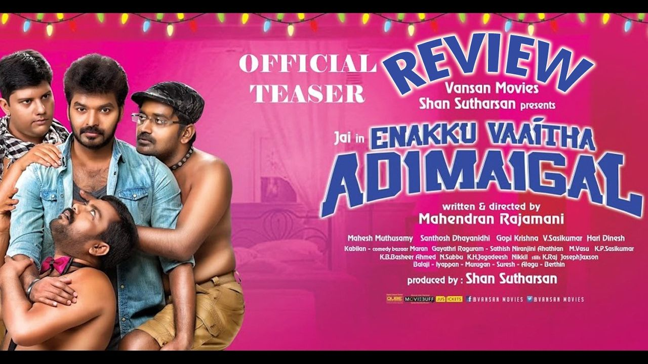 Enakku Vaitha Adimaigal Movie  Review| Tamil Cinema NewsEnakku Vaitha Adimaigal Movie Review| Tamil Cinema News Watch Latest Trailer & Movie Rating http://www.tamilcinemanew.in ... ... Check more at http://tamil.swengen.com/enakku-vaitha-adimaigal-movie-review-tamil-cinema-news/
