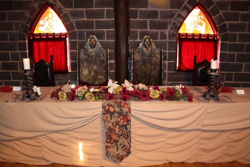 royal party, princess party, pirate party, medieval party ...
