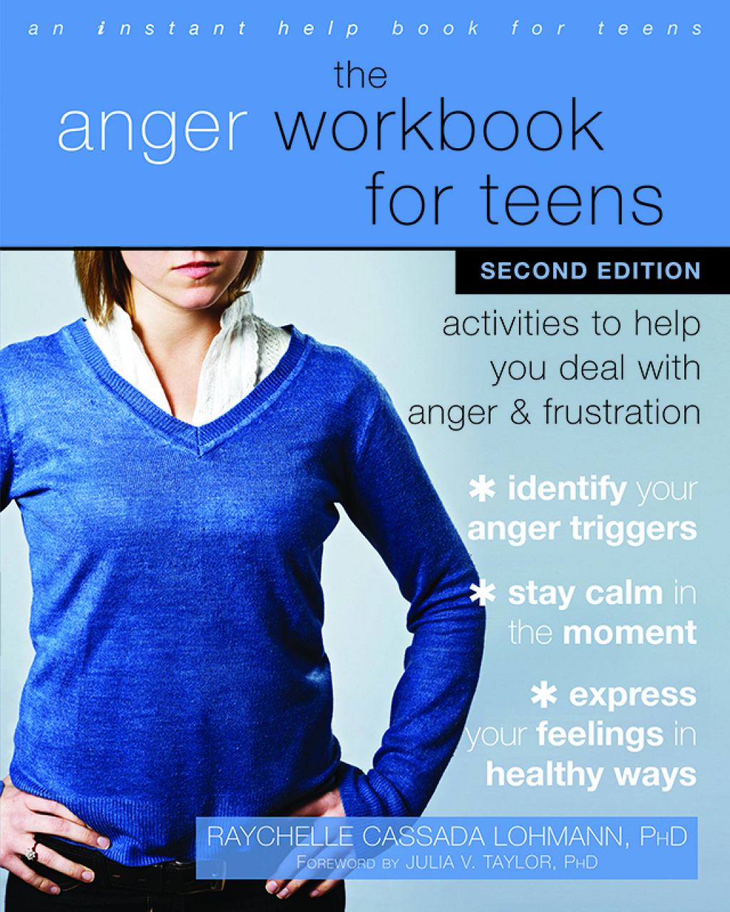 The Anger Workbook For Teens Ebook