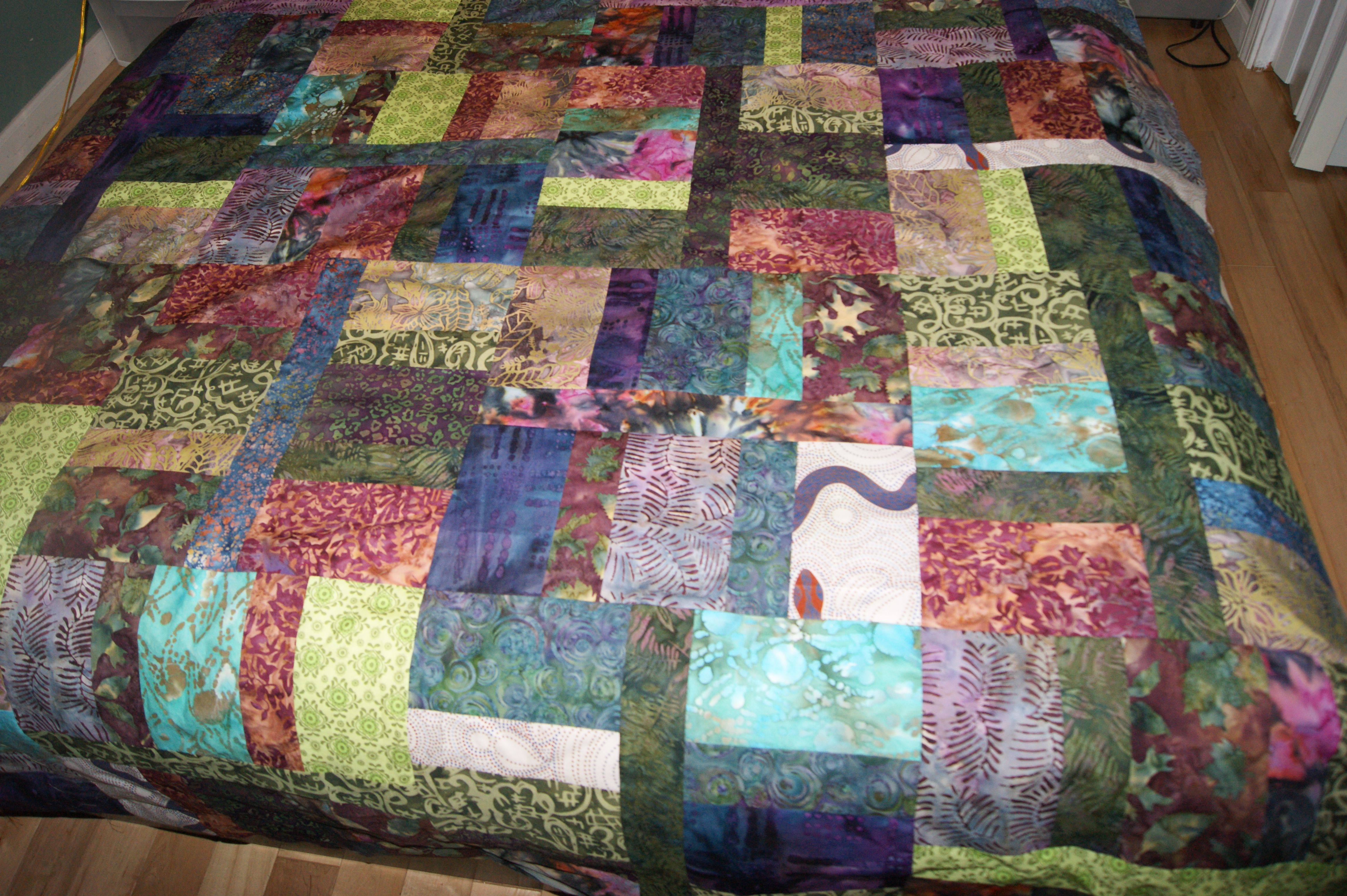 Wickedly Easy quilt
