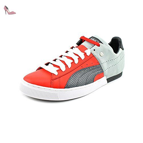 puma homme rouge