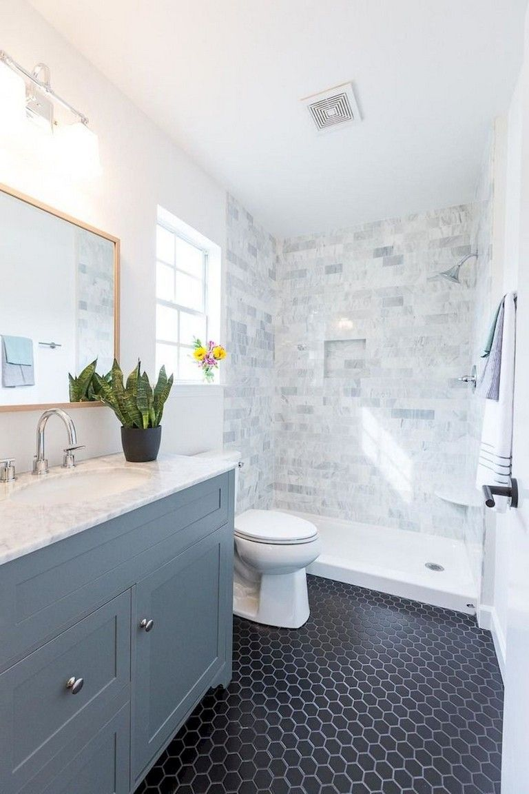 78 Luxury Farmhouse Tile Shower Ideas Remodel Farmhouse Showerroom Remodelingide Small Master Bathroom Cottage Bathroom Design Ideas Small Bathroom Remodel
