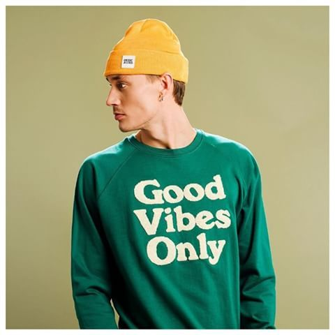 4e661035b5ad4 Good Vibes Only! Fair Trade clothes made of ecological materials. 👌.Good  Vibes