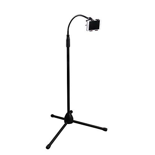 innovative design 1008e d5e44 Buy Kufox Retractable Adjustable Cell Phone Tripod Stand Holder for ...