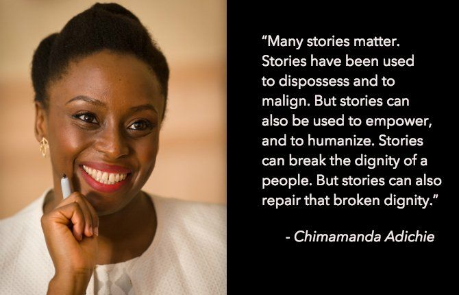 15 Quotes From Chimamanda Adichie That Have Changed The Way I Look