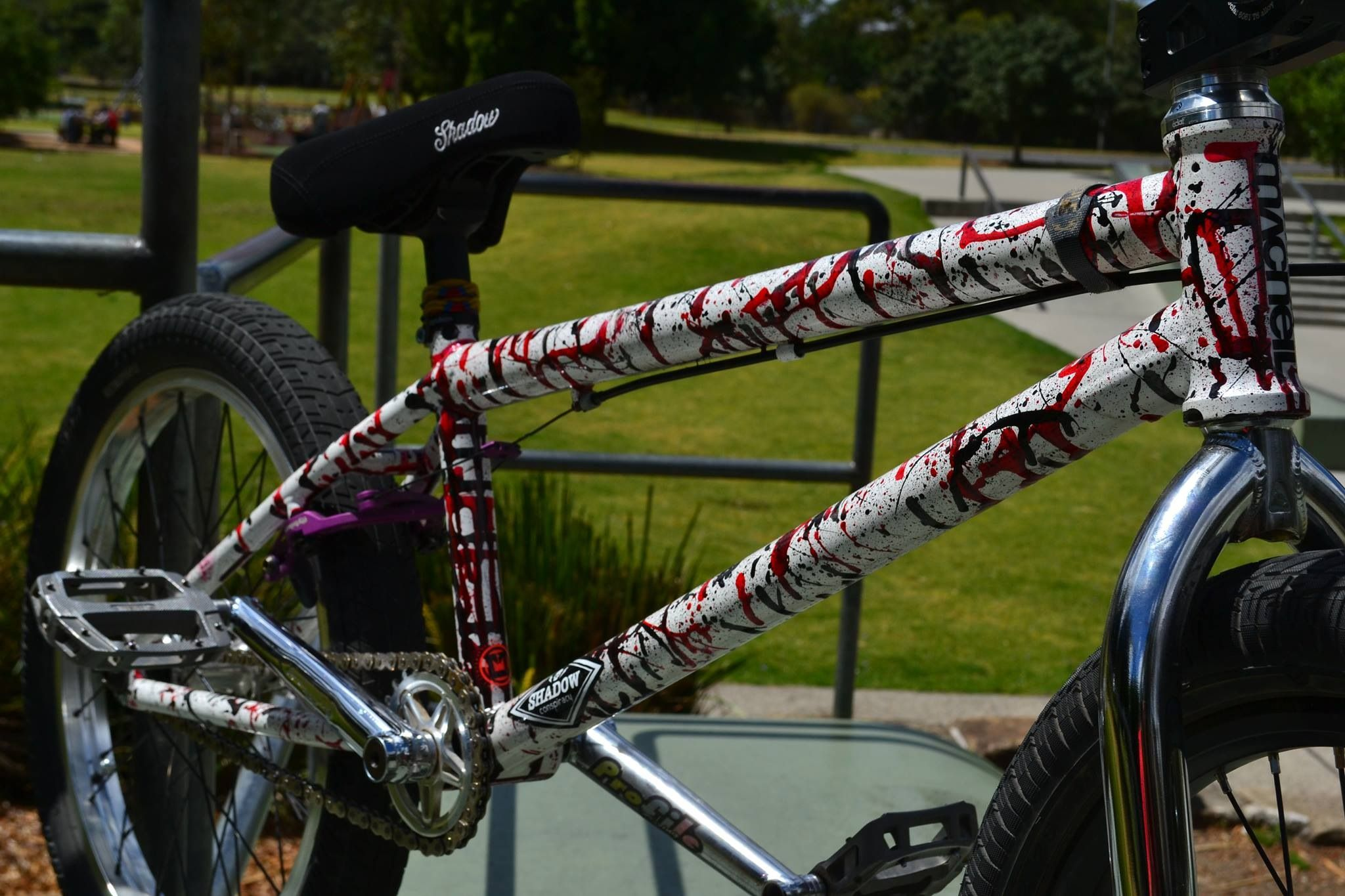 Custom Painted Bmx Bikes Google Search Ideas For The