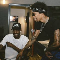 Finding Novyon and Sonny Digital Recording Session in Los Angeles