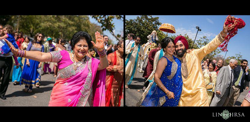 Beautiful Nixon Library Indian Wedding   Rishi and Deepti