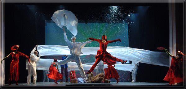 Wizard Of Oz Set Design By Richard Finkelstein, Stage Designer