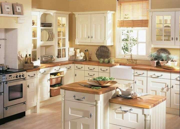 Viktorianische Häuser, Fotogalerie, Französische Küchen, Landhausküche,  Traumküchen, Traditionelle Küchendesigns, Designs Für Kleine Küchen,  Kochinseln, ...