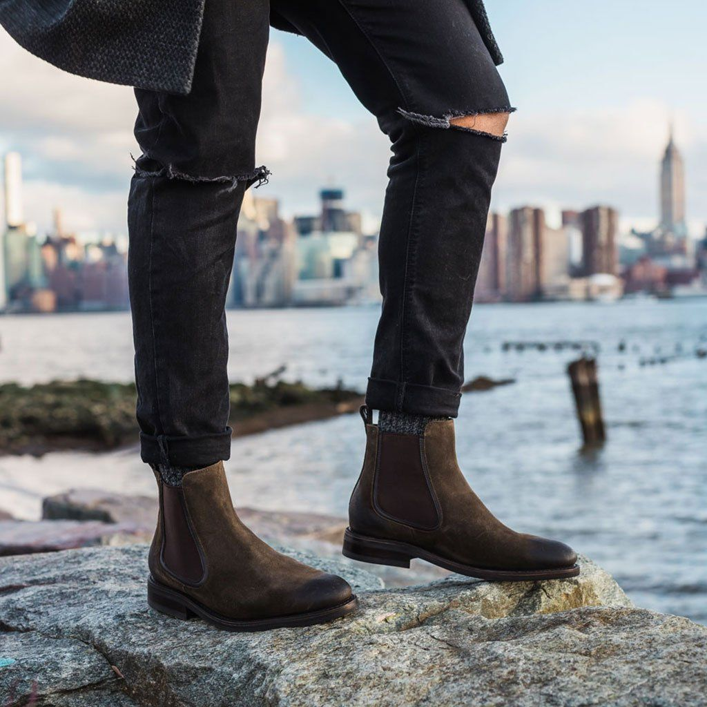 563a62f5a The Duke Chelsea boot by Thursday Boot Co