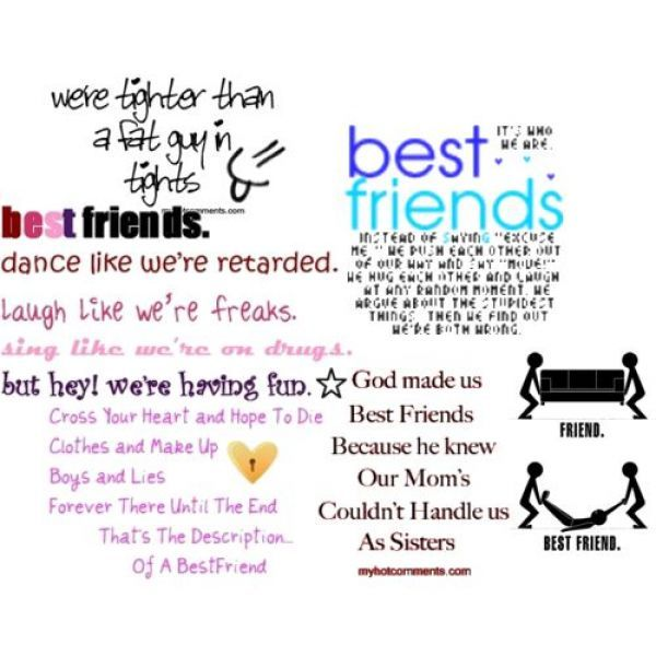 Friendship Quotes Kids Funny Funny Quotes On Friendship Friendship Quotes Zimbio Friends Quotes Friend Quotes For Girls Friends Quotes Funny