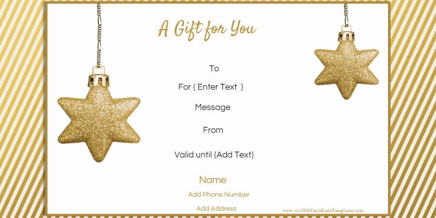 Free Editable Christmas Gift Certificate Template 23 Designs Christmas Gift Certificate Template Holiday Gift Certificates Gift Certificate Template