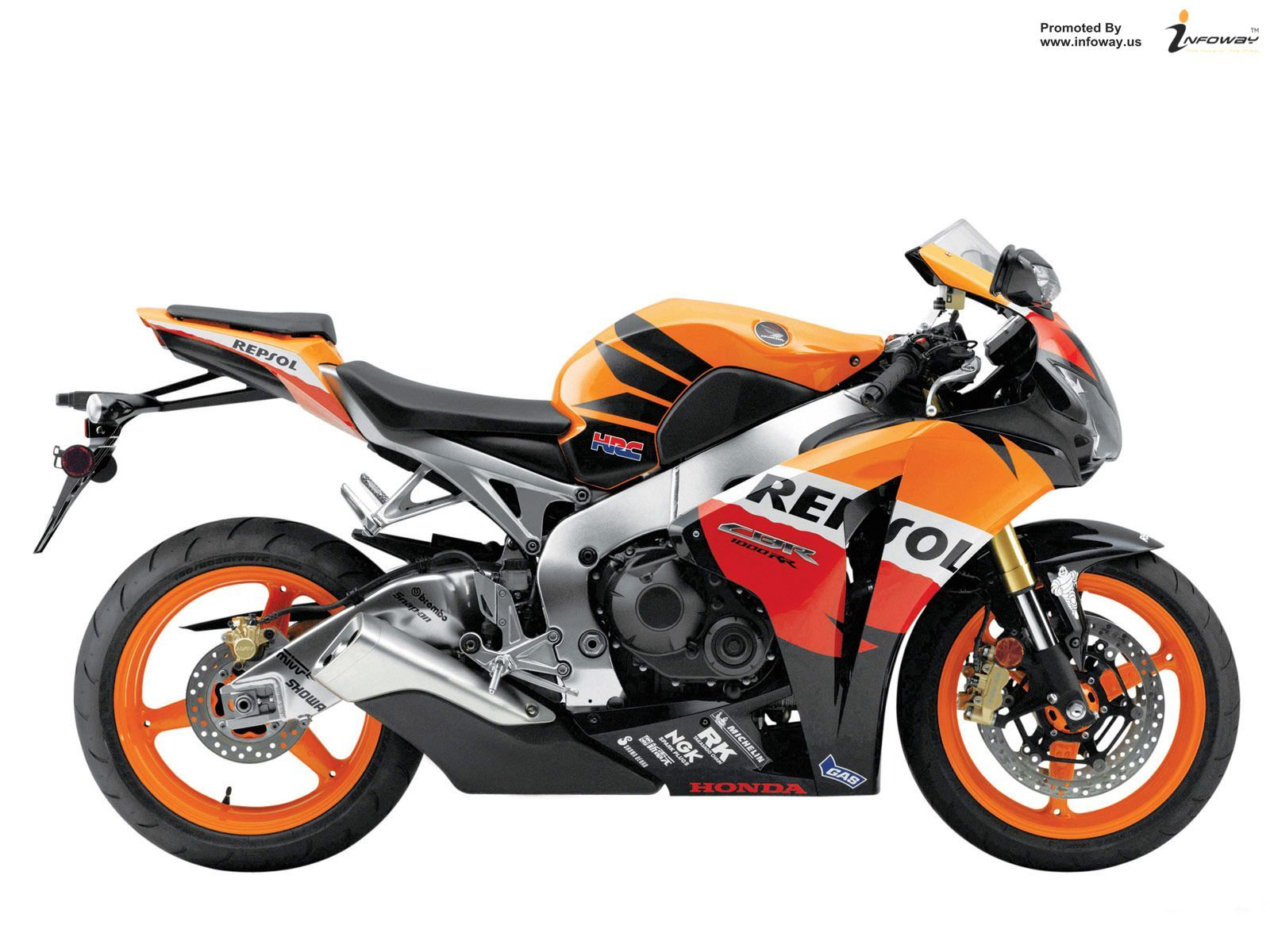 Honda Repsol Wallpaper Motorcycle: Honda Repsol 2009 Motorcycle