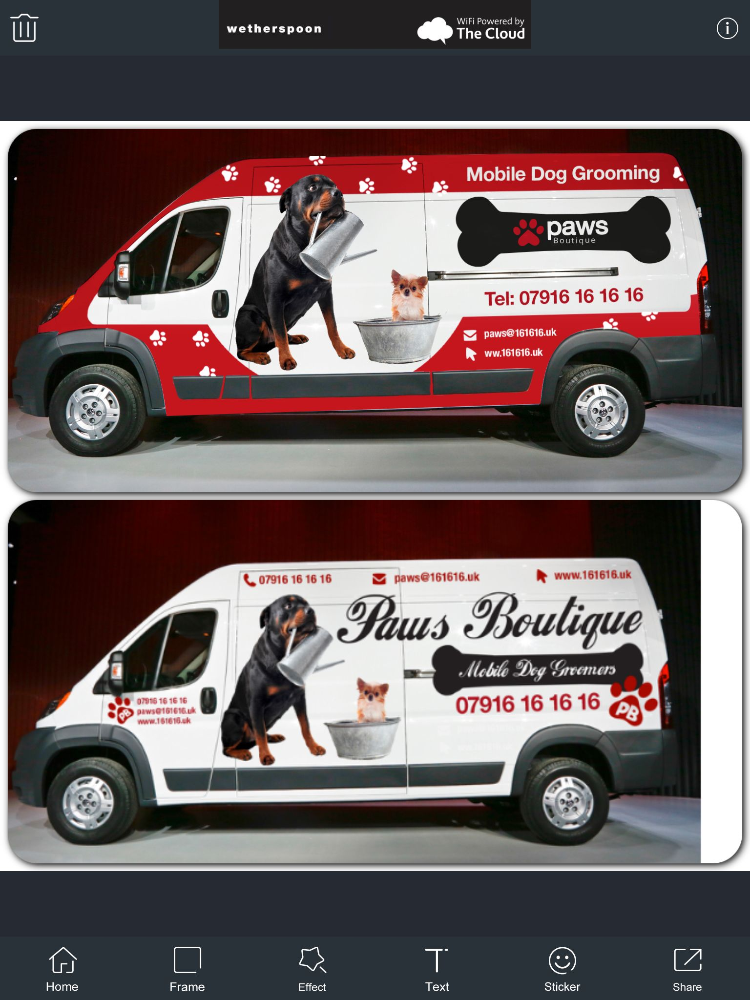 Paws Boutique Mobile Dog Grooming Birmingham Worcestershire 07916161616 Dog Grooming Mobile Pet Grooming Dog Groomers