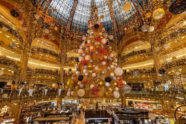 Trouver un bon plan parking au marché de Noël de Paris !