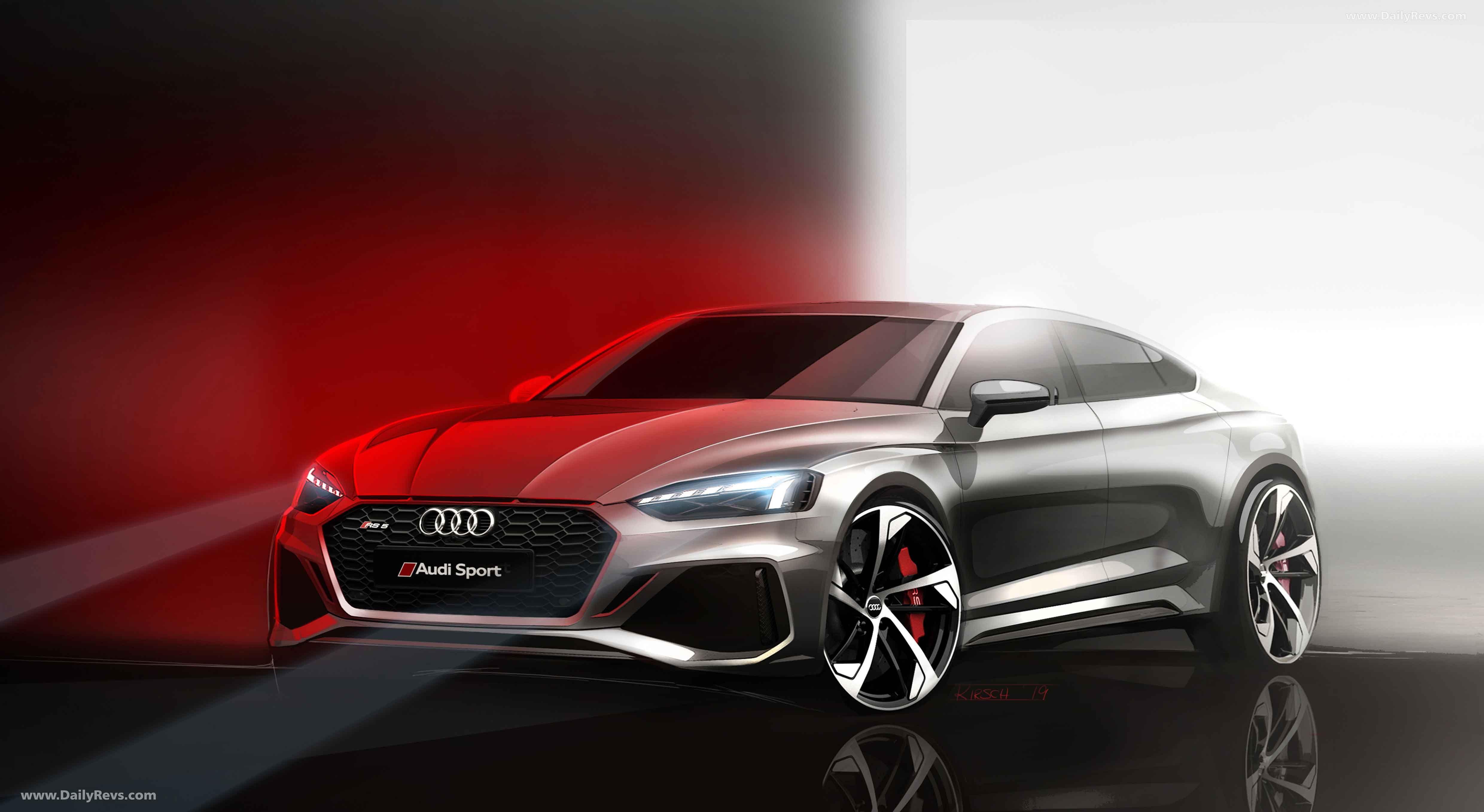 2020 Audi Rs5 Sportback Dailyrevs Com In 2020 Audi Rs5 Audi Rs5 Sportback Audi