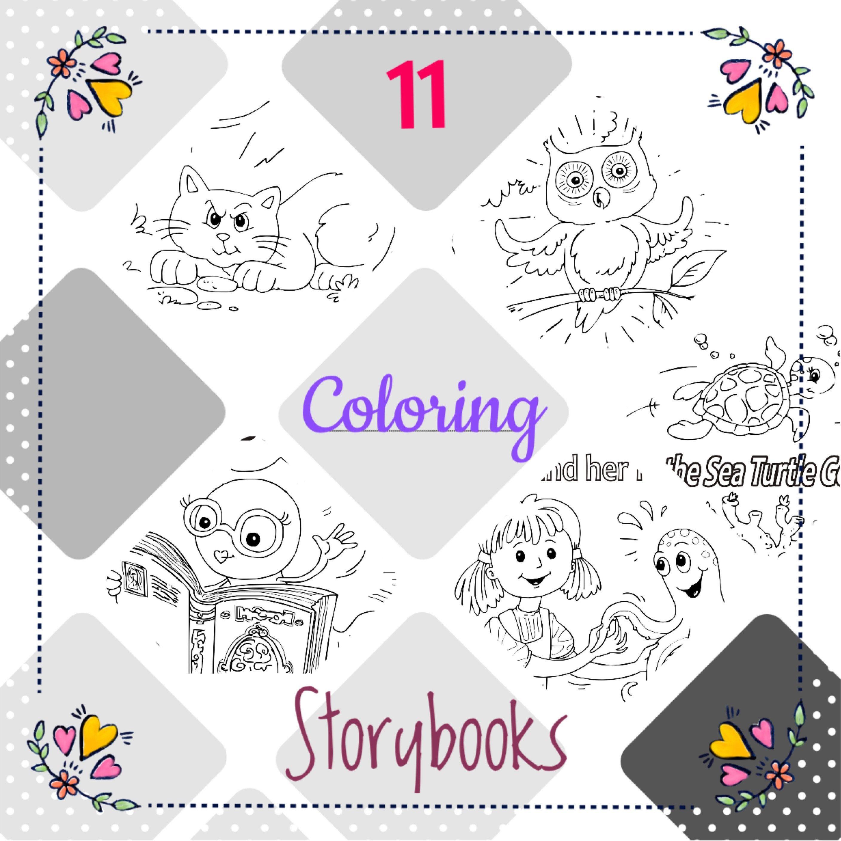 Printable Short Stories For Kids Printable Coloring Pages For Kids Little Ki Kids Printable Coloring Pages Printable Coloring Pages Coloring Pages For Kids
