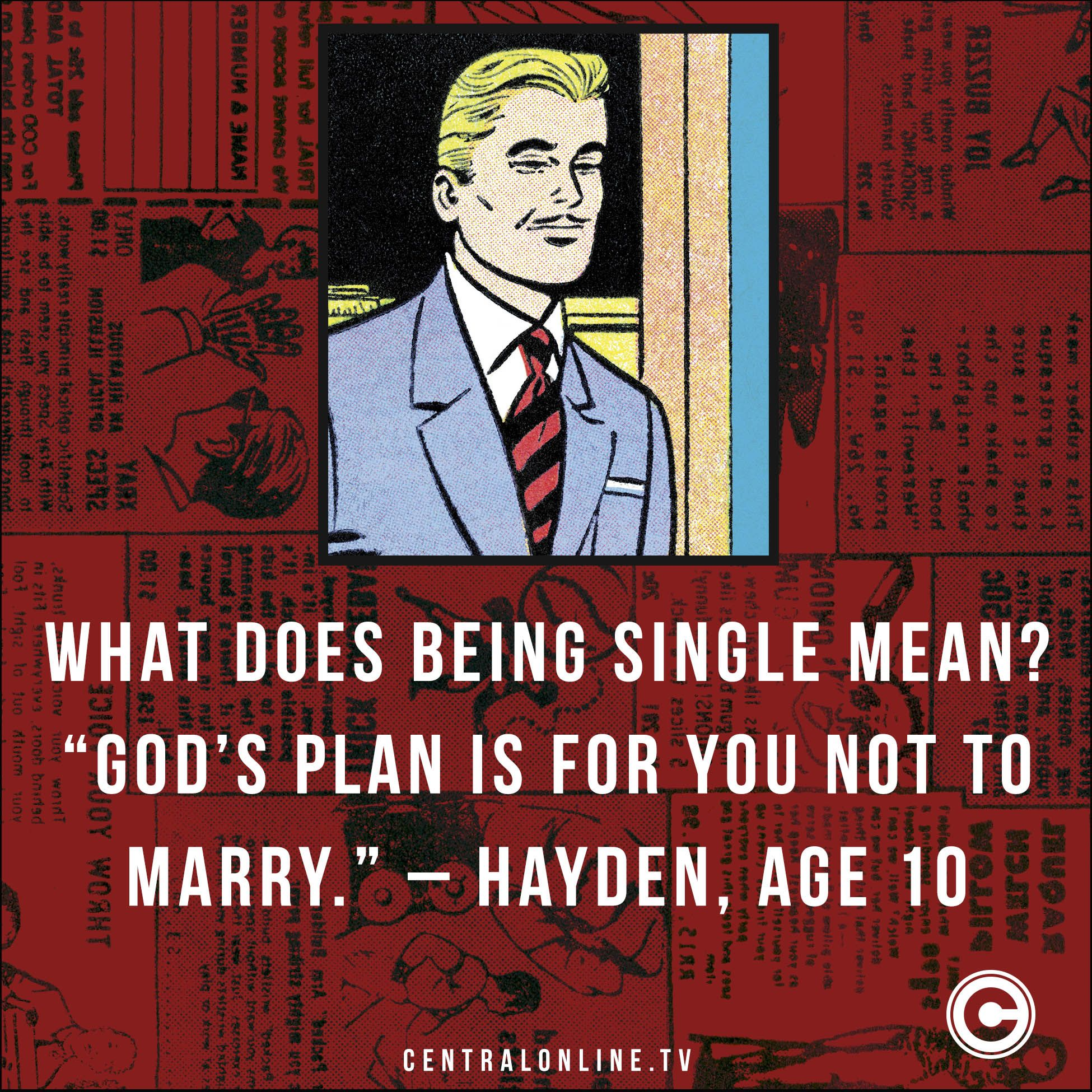 Single.Dating.Married. - New series