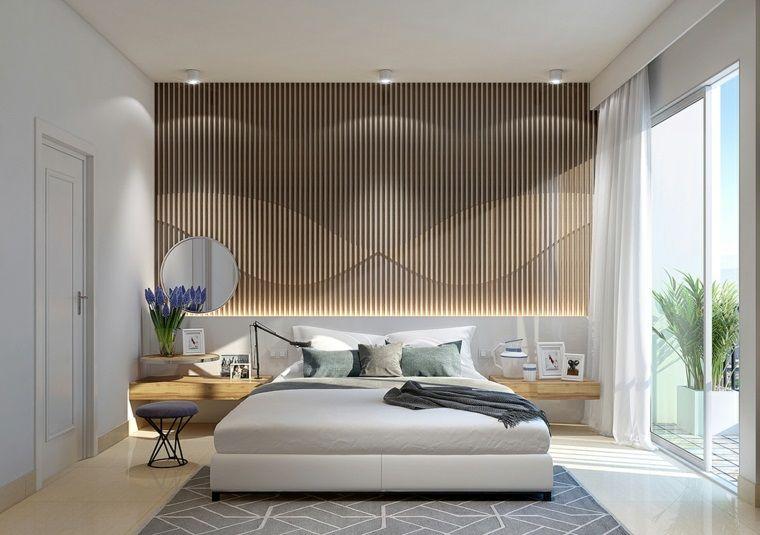 1001 + Idee per Arredamento camera da letto moderna (con