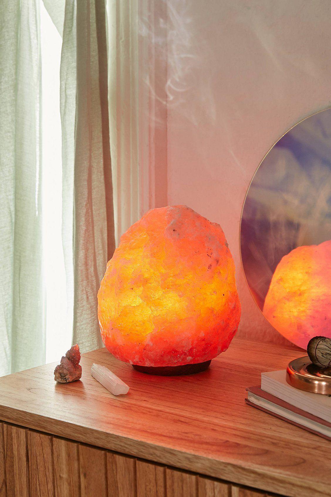 Large Himalayan Salt Lamp Decorate Large Himalayan Salt