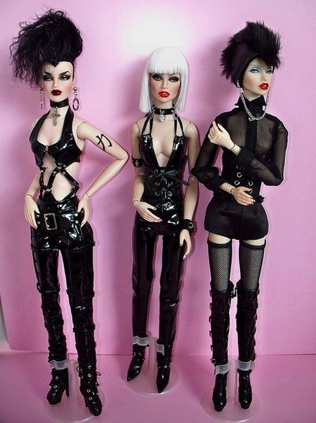 Badly Behaving & Bizarre Barbie